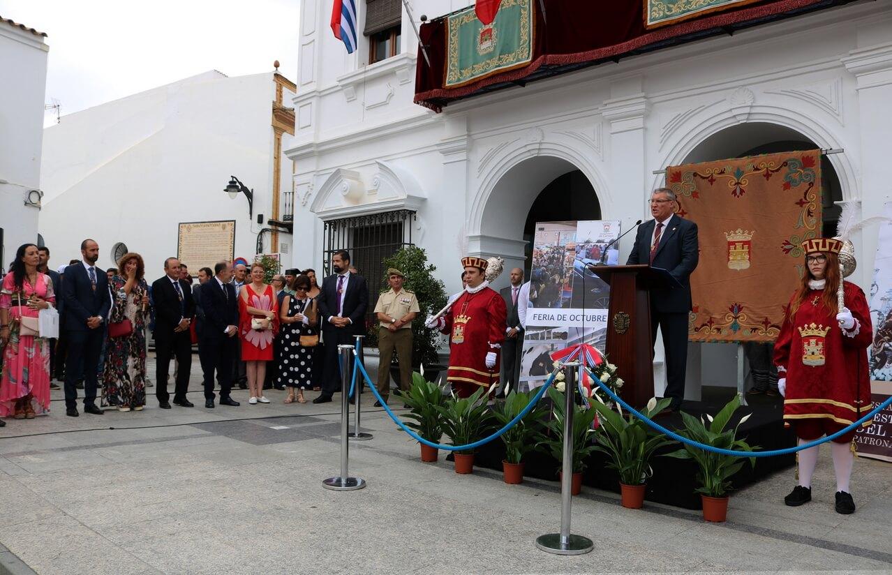 Cartaya inaugura sus Fiestas Patronales y Feria de Octubre