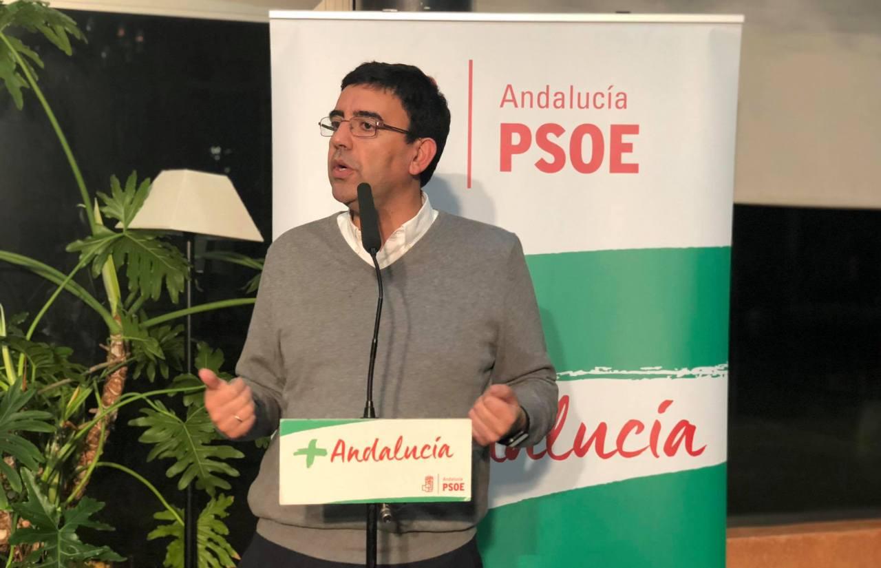 Mario Jiménez nos habla sobre el programa electoral socialista para las elecciones autonómicas