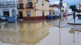 Inundaciones Lepe