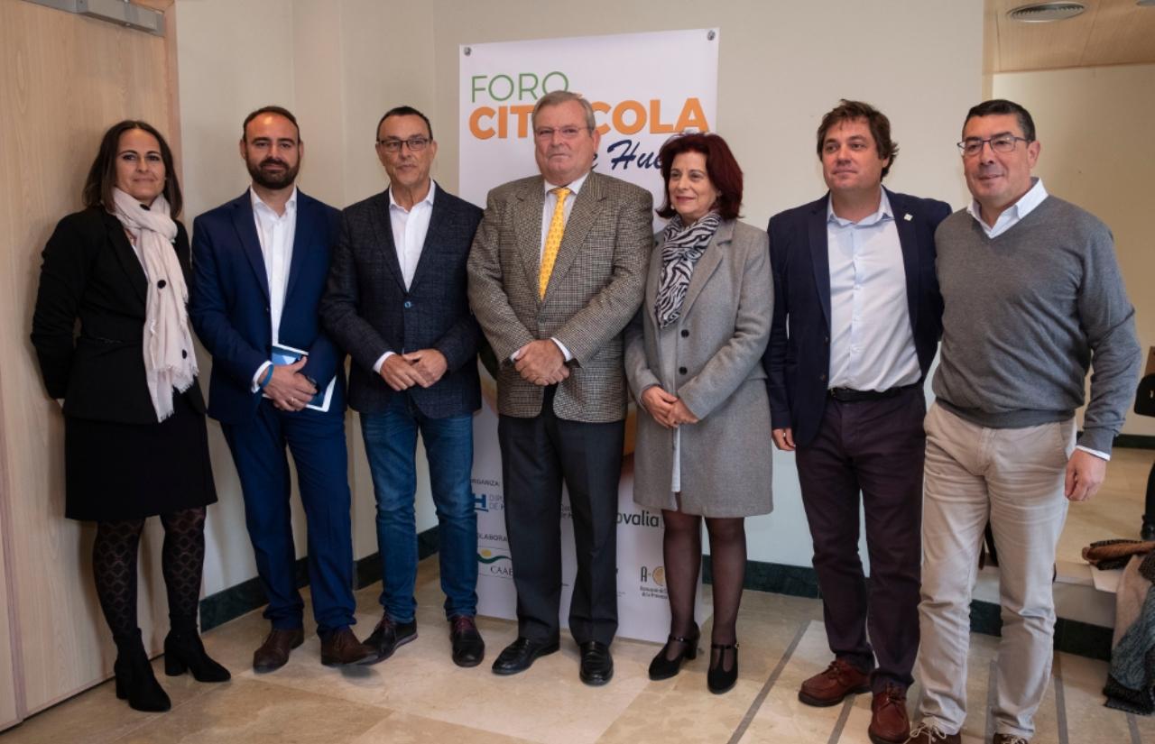 Diputación impulsa el sector de los cítricos con la celebración del III Foro Citrícola de la provincia de Huelva
