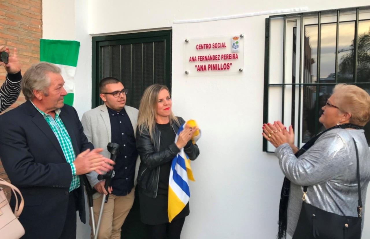 """La Asociación de Vecinos """"Juan Bosco"""" de Pozo del Camino ya dispone de un local municipal que albergará su sede"""