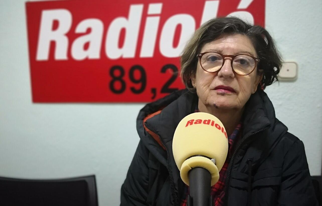 Carmen Pérez, hija adoptiva de Lepe
