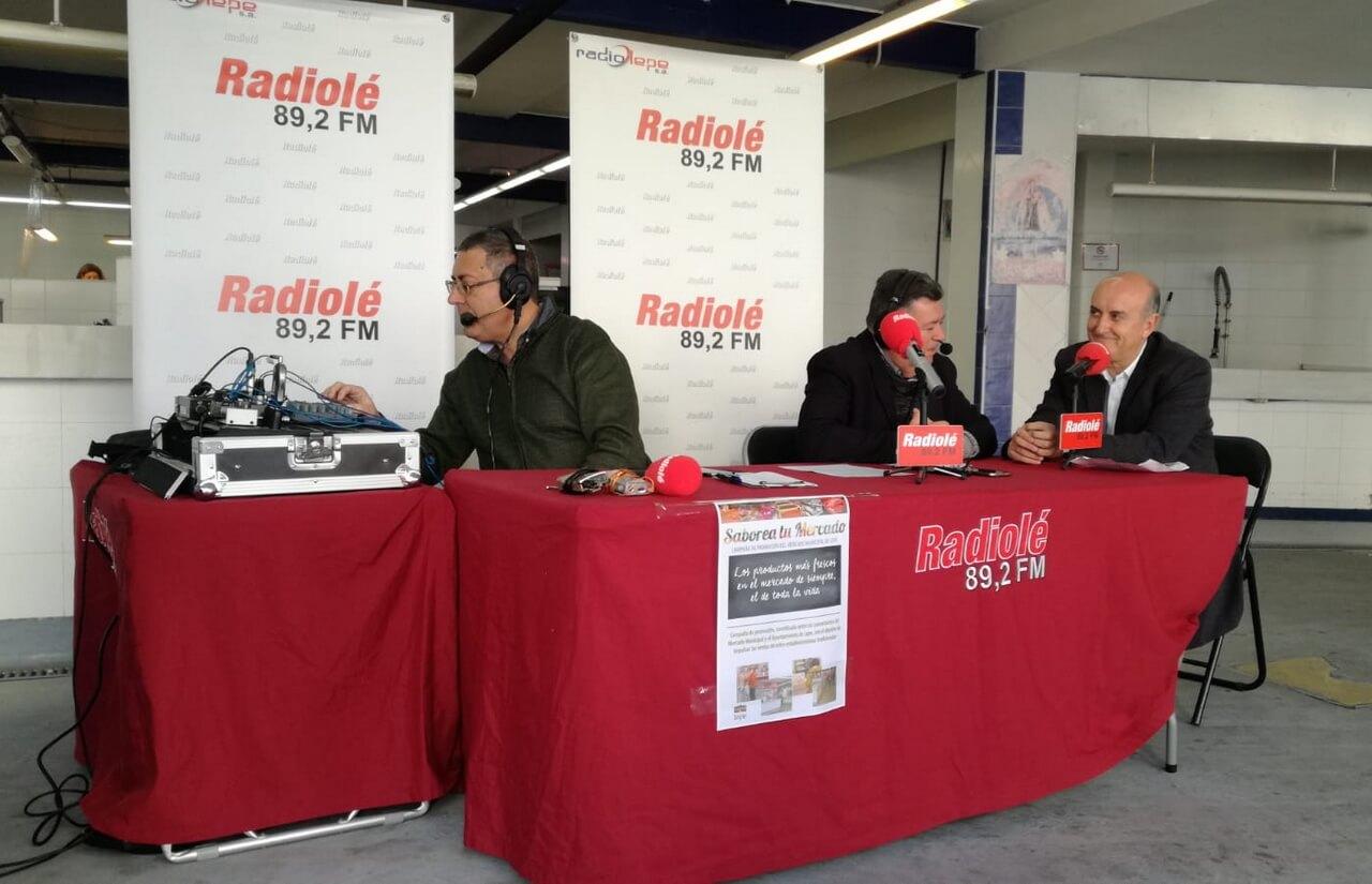 Radiolé especial mercado de abastos de Lepe