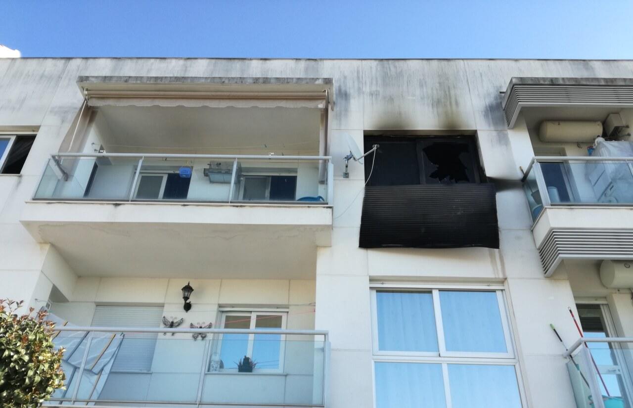 Fallece una mujer en Lepe al declararse un incendio en su vivienda