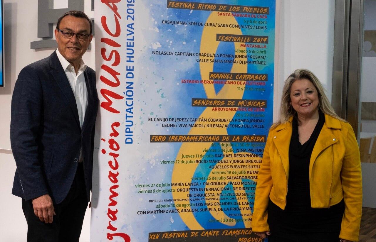 Rocío Márquez y Jorge Drexler, Raphael, Niña Pastori y Ketama, entre otros grandes artistas, este verano en el Foro