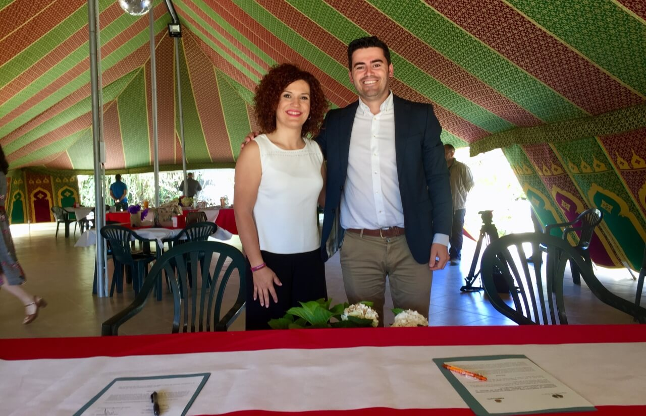 Diputación y Agromartín colaborarán para fomentar el emprendimiento de las mujeres marroquíes en su país