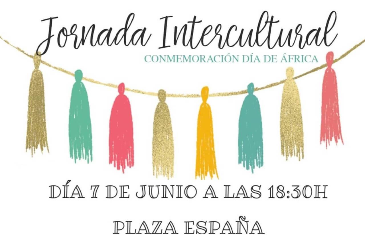 Lepe celebra el día de África en la plaza de España