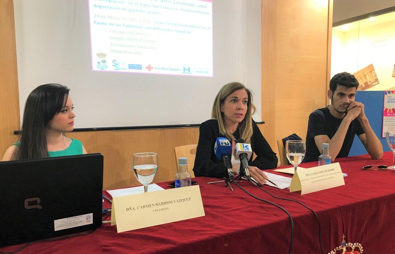 Charla de concienciación y exhibición de costumbres como temas centrales en las XVI Jornadas Interculturales de Isla Cristina