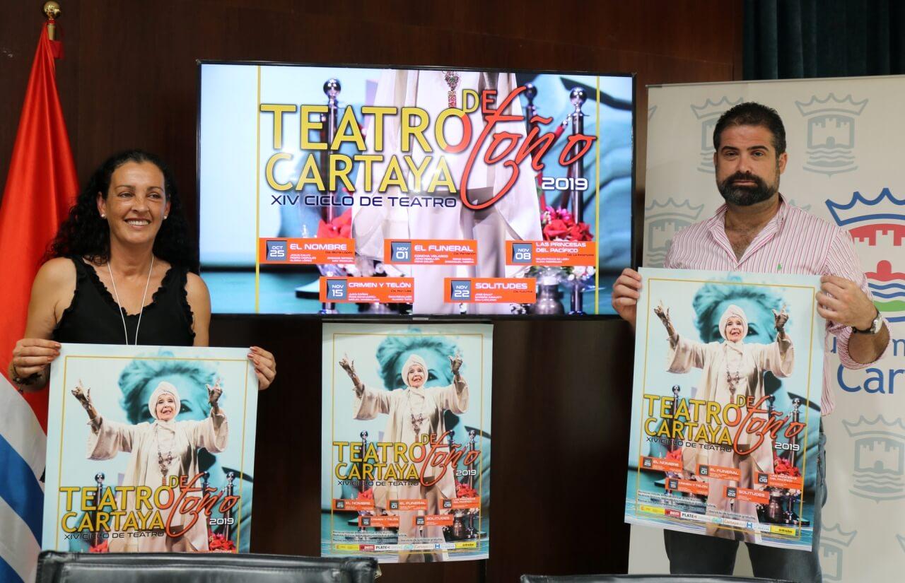 Concha Velasco, uno de los platos fuertes del XIV Ciclo de Teatro de Otoño de Cartaya 2019