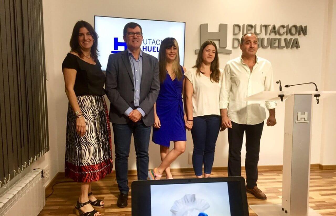 La artista Ana Barriga y el colectivo FuentesalyArenillas, ganadores de las Becas Daniel Vázquez Díaz 2019