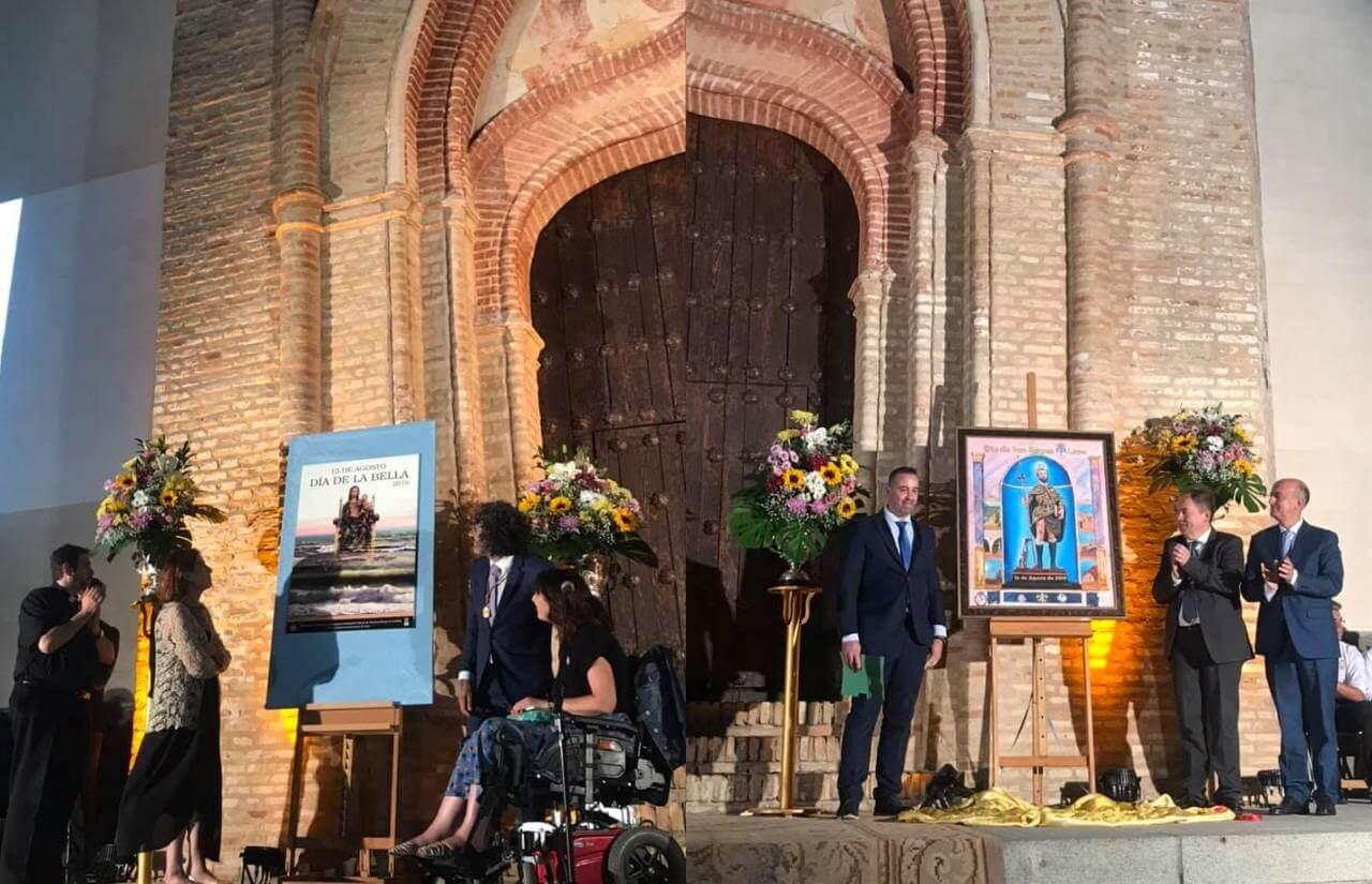 Presentados los carteles anunciadores de los días de La Bella y San Roque