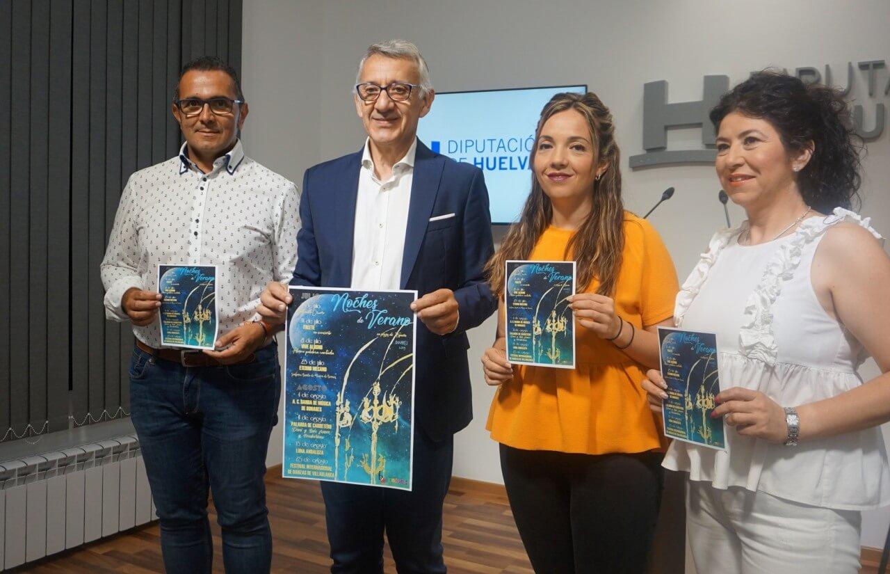 Programación de las Noches de Verano 2019 de Bonares