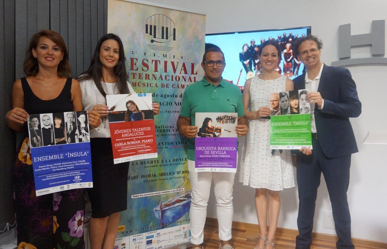 III Festival Internacional de Música de Cámara de Isla Cristina