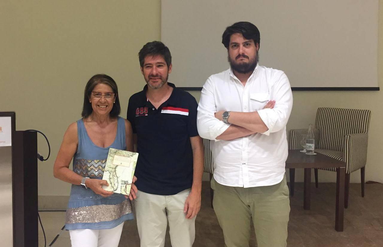 El periodista Francisco Reyero presenta su nuevo libro «Y Bernardo de Gálvez entró en Washington»
