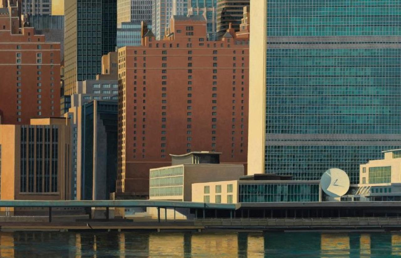 La exposición «An American City» de Enrique Santana abre sus puertas al público