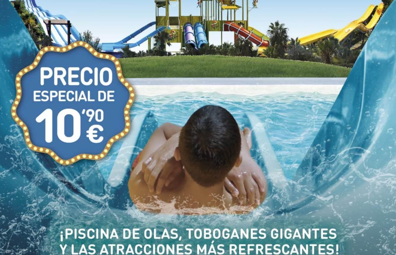El Día de Lepe en Aquópolis se celebrará el domingo 28 de julio