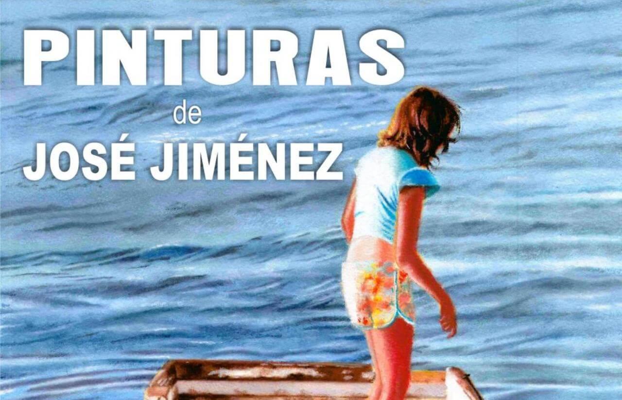 La Antilla acoge la exposición de pinturas de José Jiménez Quintero
