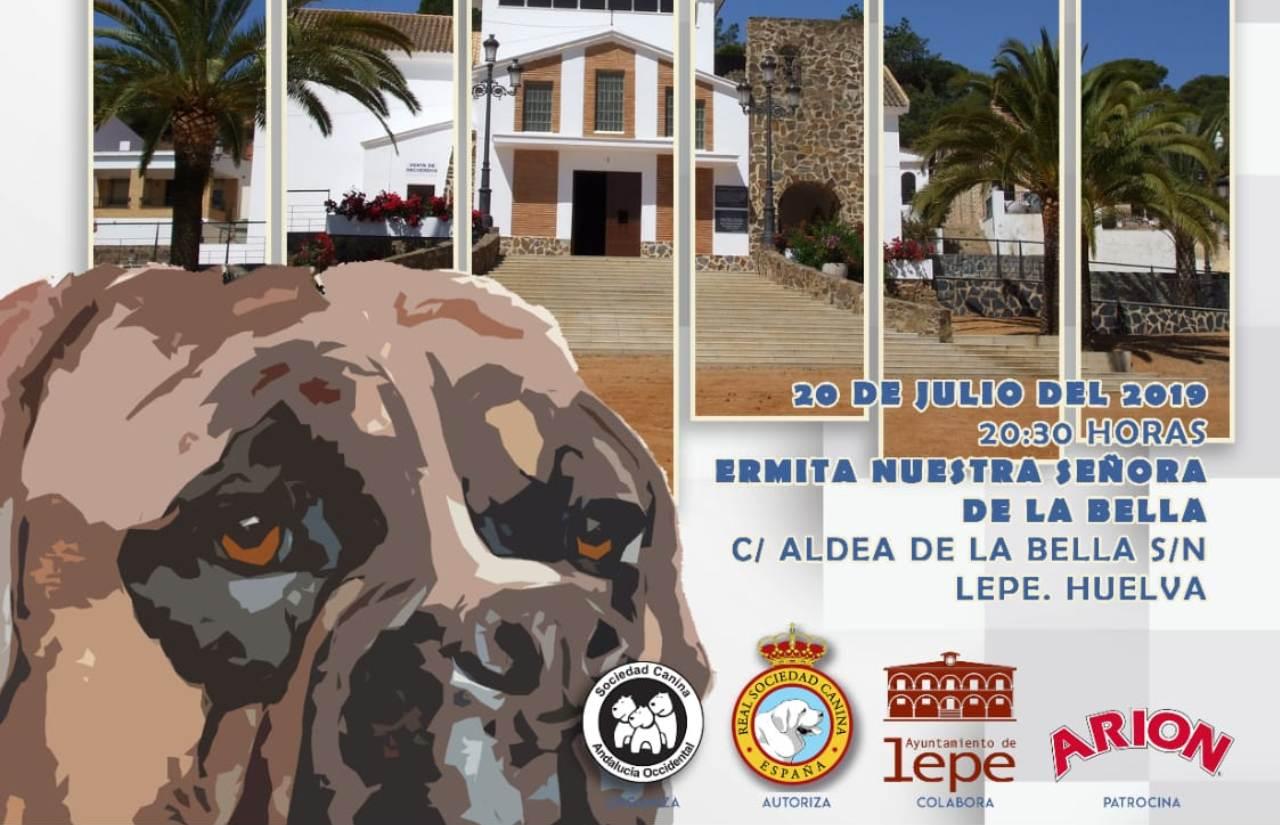 I Concurso Nacional Canino Nocturno de Lepe