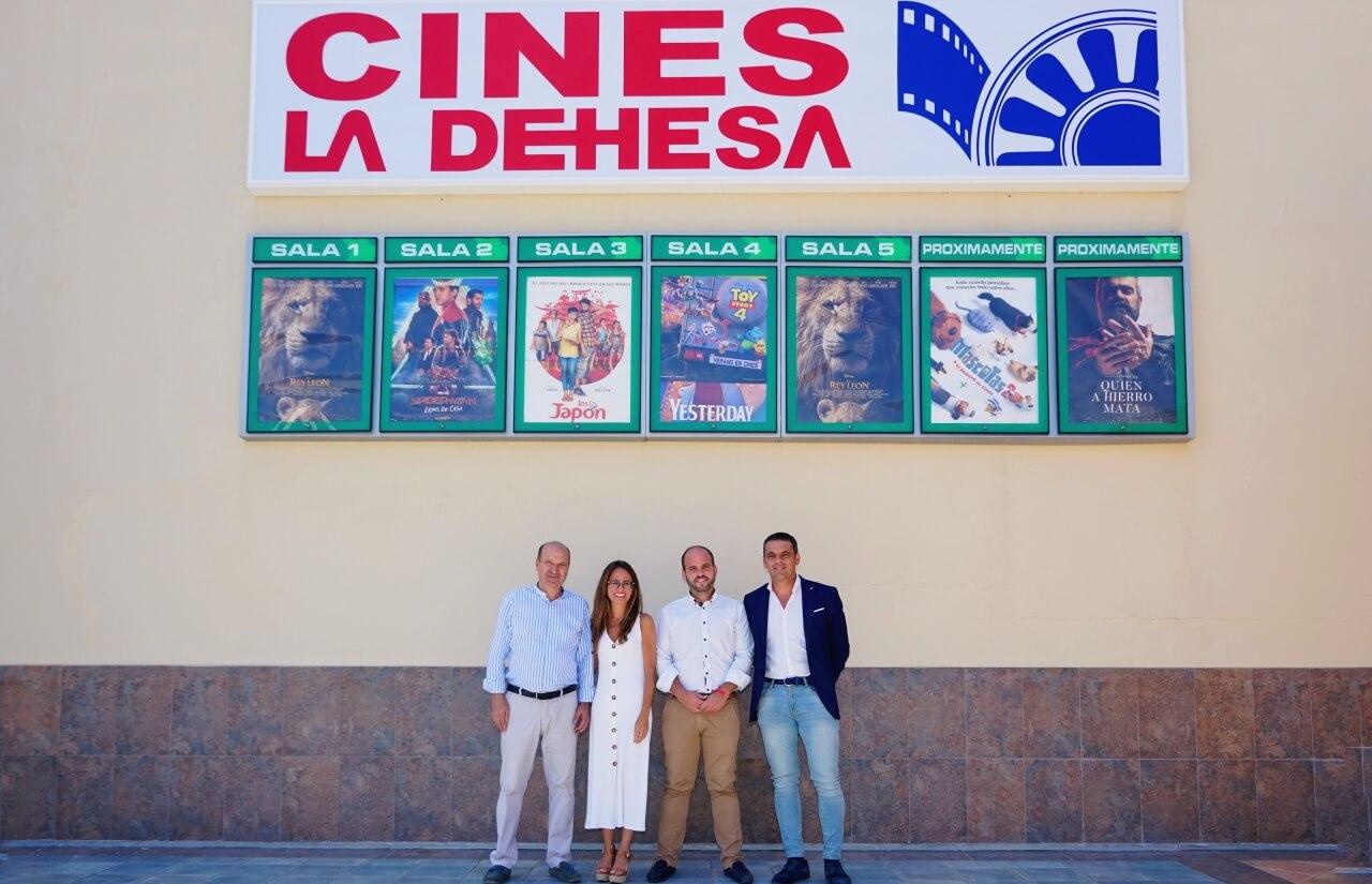 Los cines de Ayamonte abren de nuevo sus puertas al público