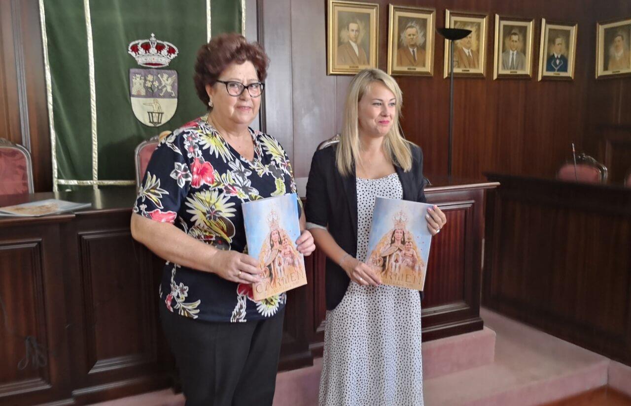 Presentadas en Lepe las fiestas de El Carmen 2019 de La Pendola