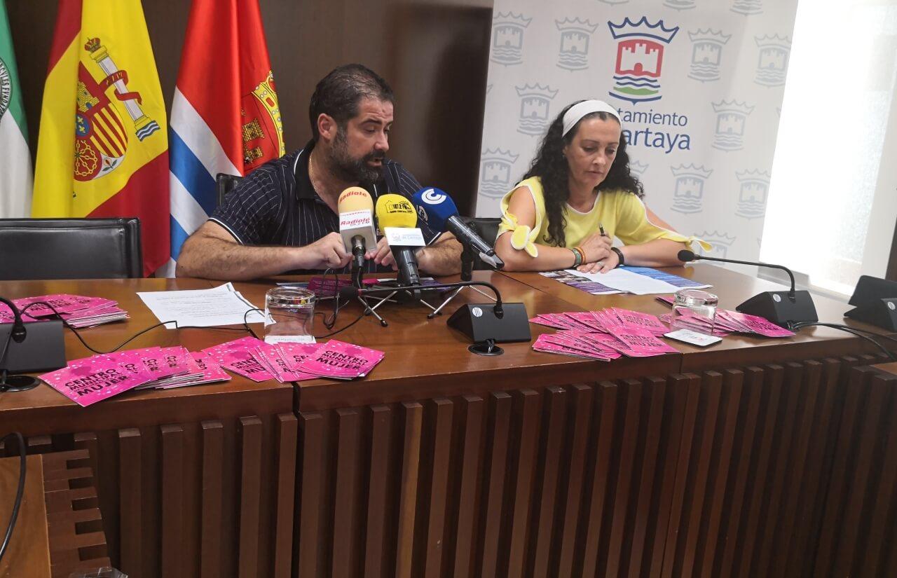 El Ayuntamiento pone en marcha una campaña informativa sobre los servicios municipales de atención a la mujer