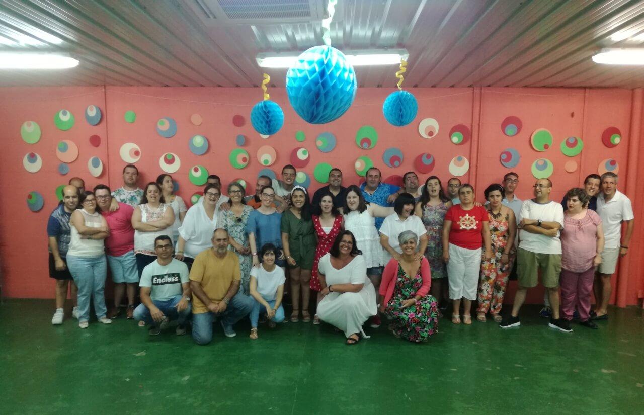 El Centro Ocupacional para la Inserción del Ayuntamiento de Lepe celebra el fin de curso laboral con una jornada festiva de convivencia