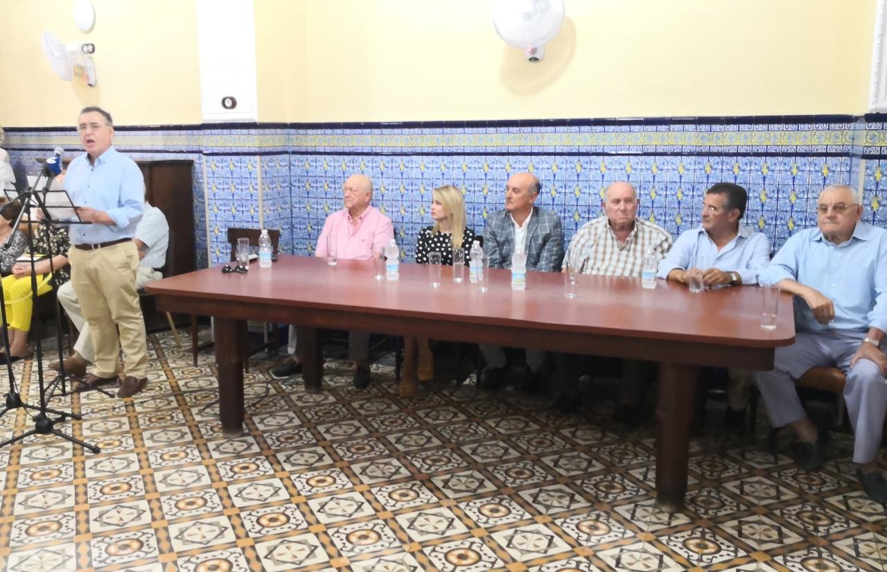 El Circulo Recreativo y Cultural Casino presenta su nueva Junta de Gobierno