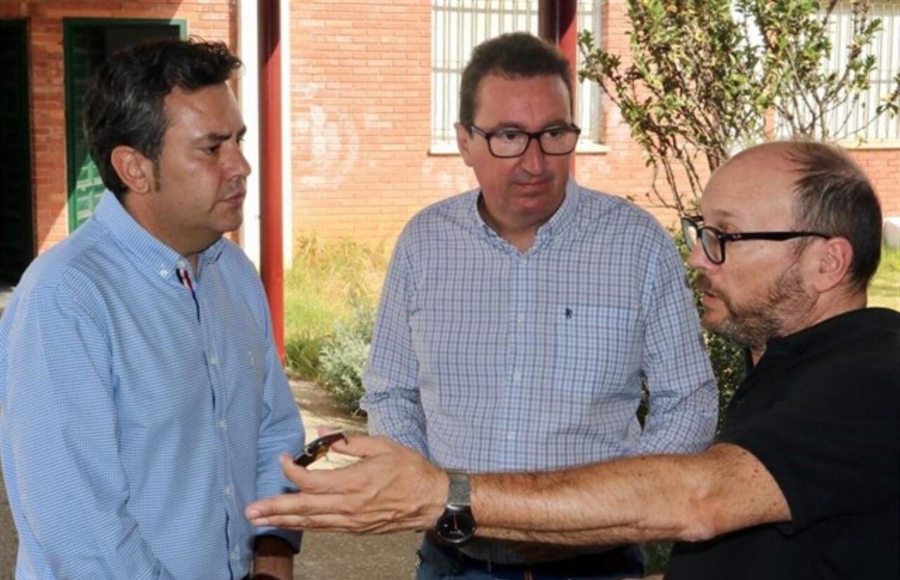 Manuel Andrés González destaca la apuesta por la educación en los presupuestos de la Junta de Andalucía
