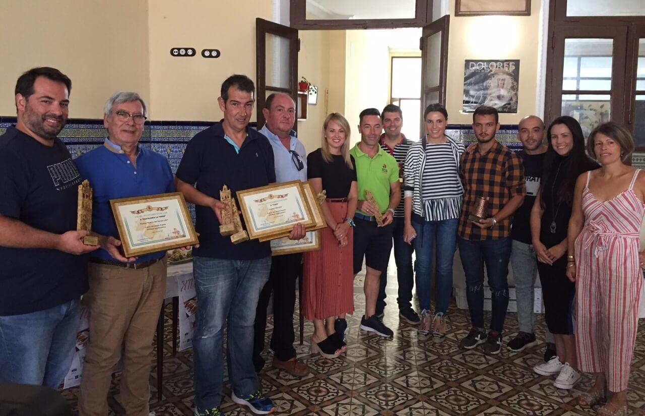 El Ayuntamiento de Lepe entrega los premios de la XIV Ruta Gastronómica de Lepe