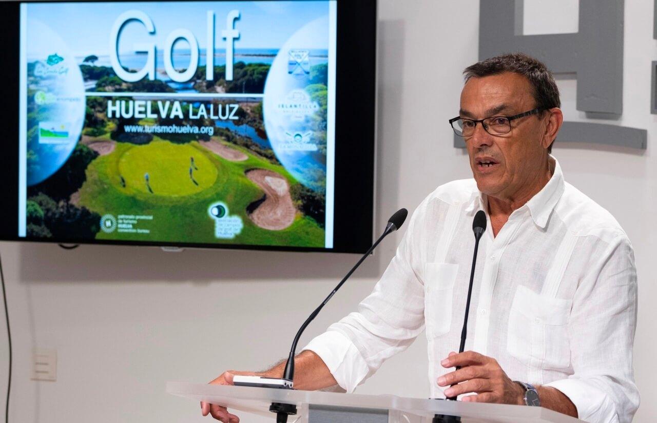 Huelva sigue promocionando su oferta de golf como mejor recurso contra la estacionalidad