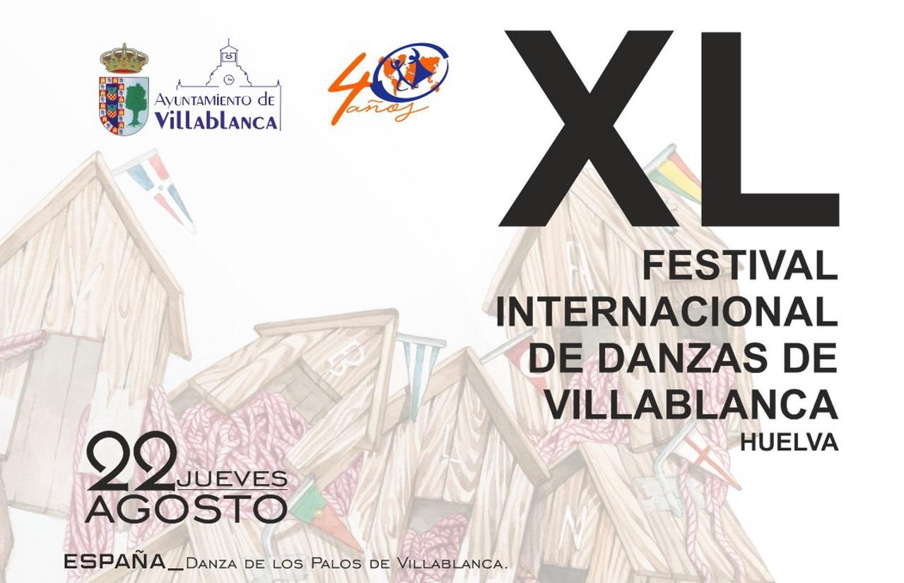 En marcha el XL Festival de Danzas de Villablanca