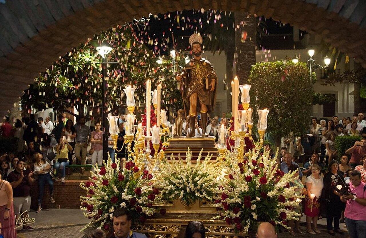 San Roque cambia su itinerario para este año por las obras de Alonso Barba