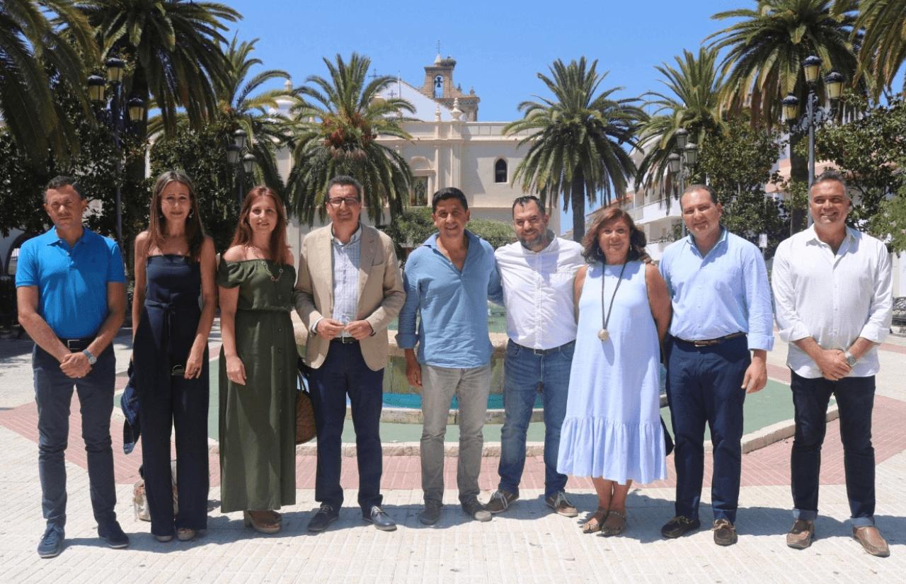 Alberto Fernández elegido nuevo Secretario General de PP en Huelva