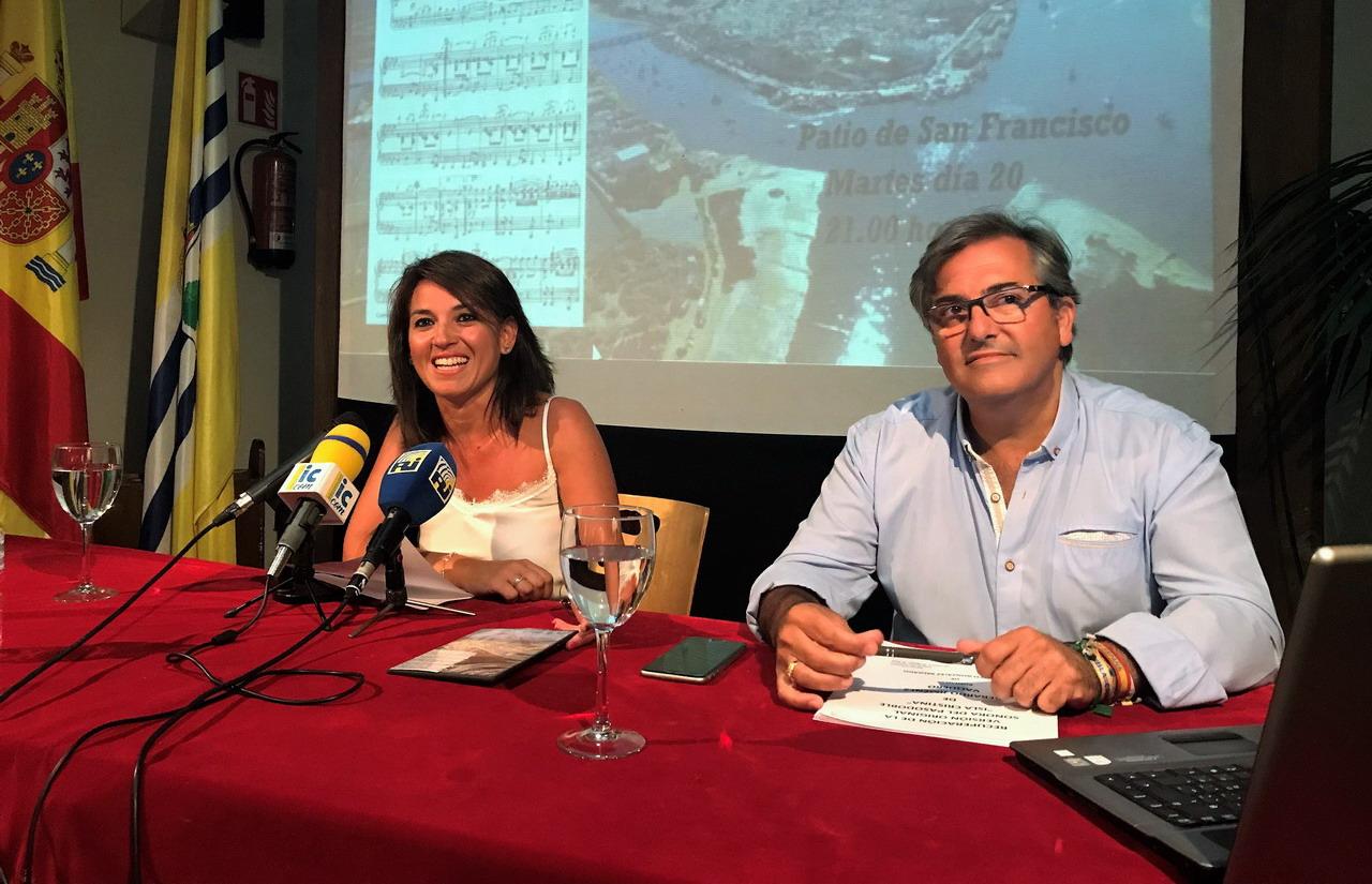 Paco González encuentra la primera grabación del Himno de Isla Cristina