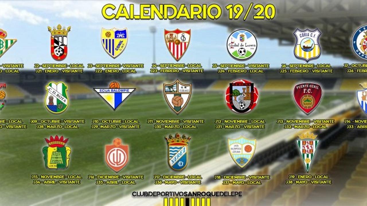 Comienza la liga en Tercera División, el San Roque juega frente al Betis Deportivo