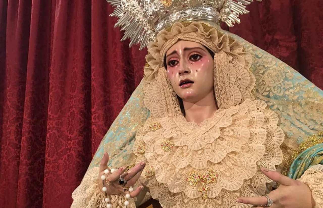 La Hdad. de La Victoria de Lepe prepara los actos conmemorativos del tercer aniversario de la venida de la Virgen a Lepe