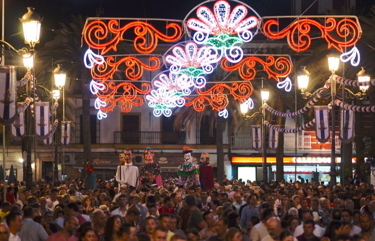 Ayamonte disfruta ya de sus Fiestas Patronales