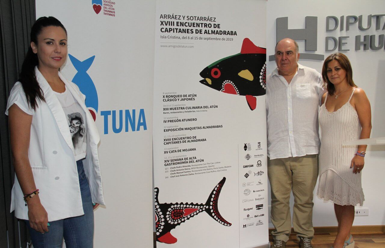 Presentado el XVIII Encuentro de Capitanes de Almadrabas Arráez y Sotarráez