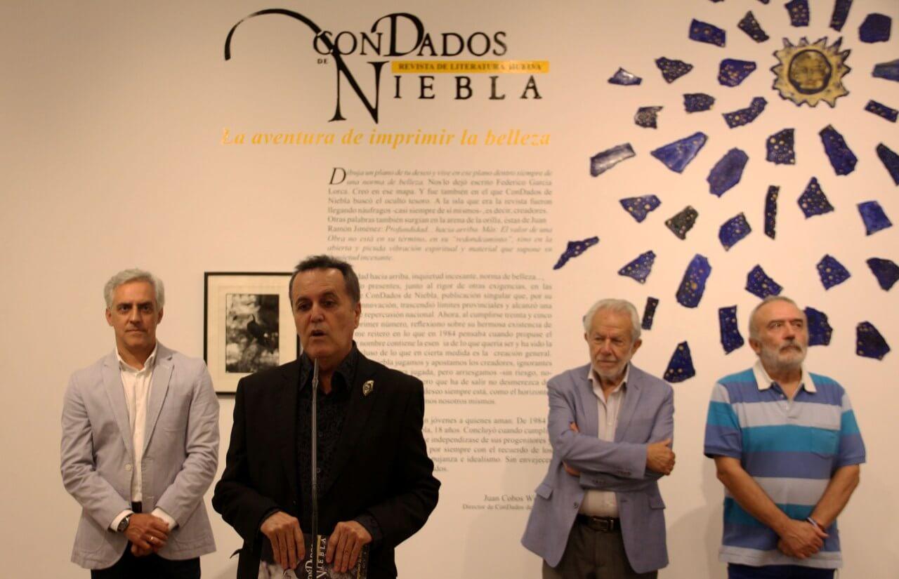 'La aventura de imprimir la belleza' desembarca en la Sala de la Provincia en el 35 aniversario de 'ConDados de Niebla'