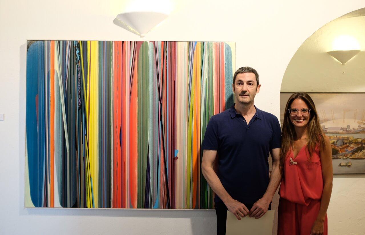 José Pinar Larrubia ganador del LXII Salón Nacional de Pintura «Ciudad de Ayamonte»