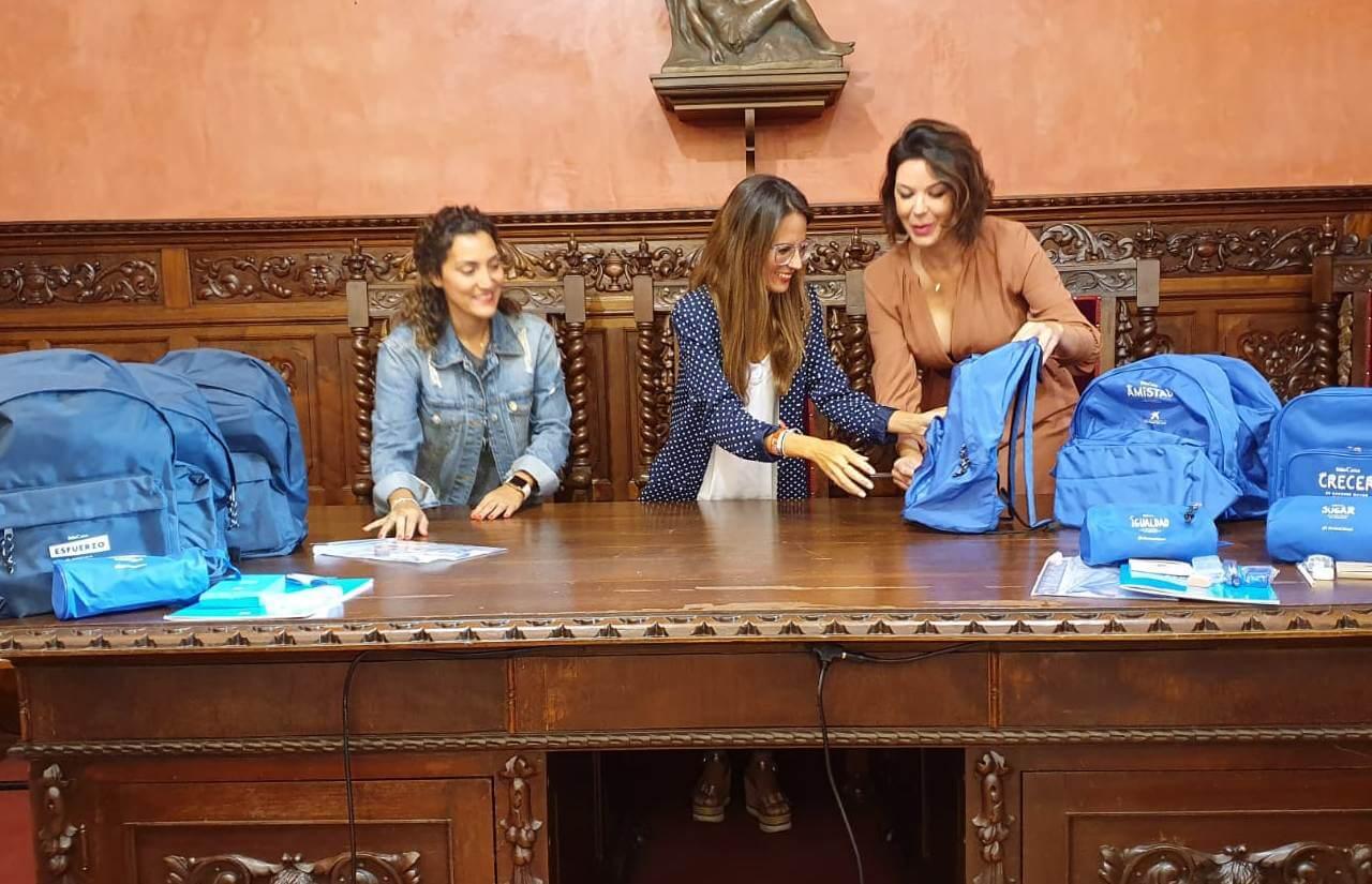 El Ayuntamiento de Ayamonte repartirá material escolar entre los niños de las familias más vulnerables del municipio