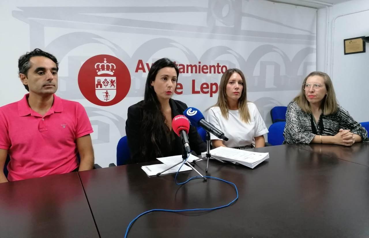 El PSOE de Lepe lamenta que el Equipo de Gobierno no trabaje todo lo que debiera en la eliminación de barreras arquitectónicas