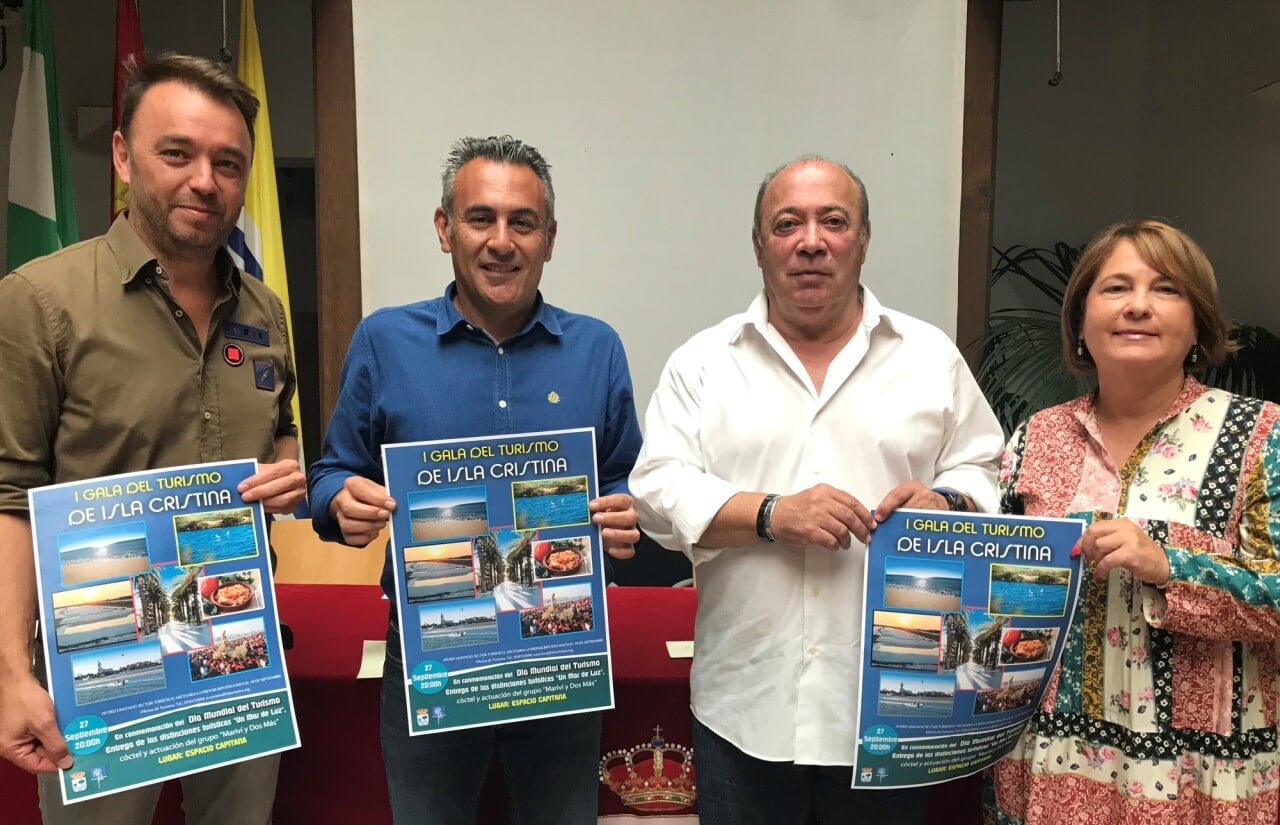 Isla Cristina premiará al tejido empresarial que apuesta por el turismo