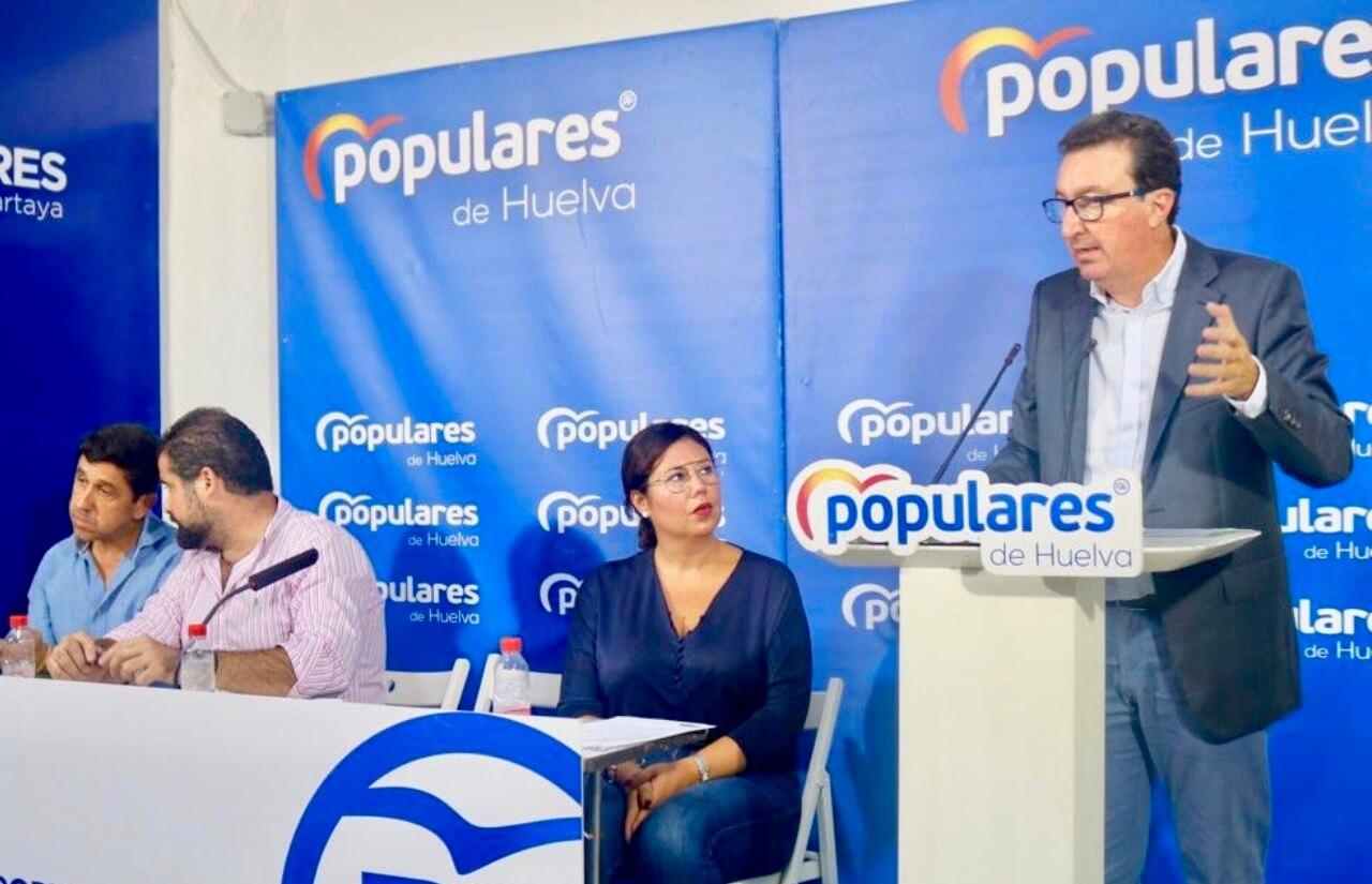"""El PP """"engrasa su maquinaria"""" en el Comité Ejecutivo Provincial de cara al 10N"""