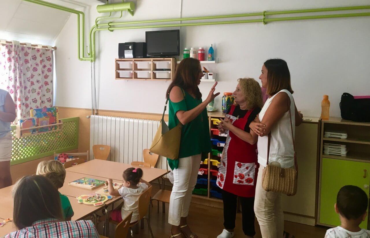 Educación oferta para este curso más de 178 nuevas plazas públicas para niños y niñas menores de 3 años en Huelva