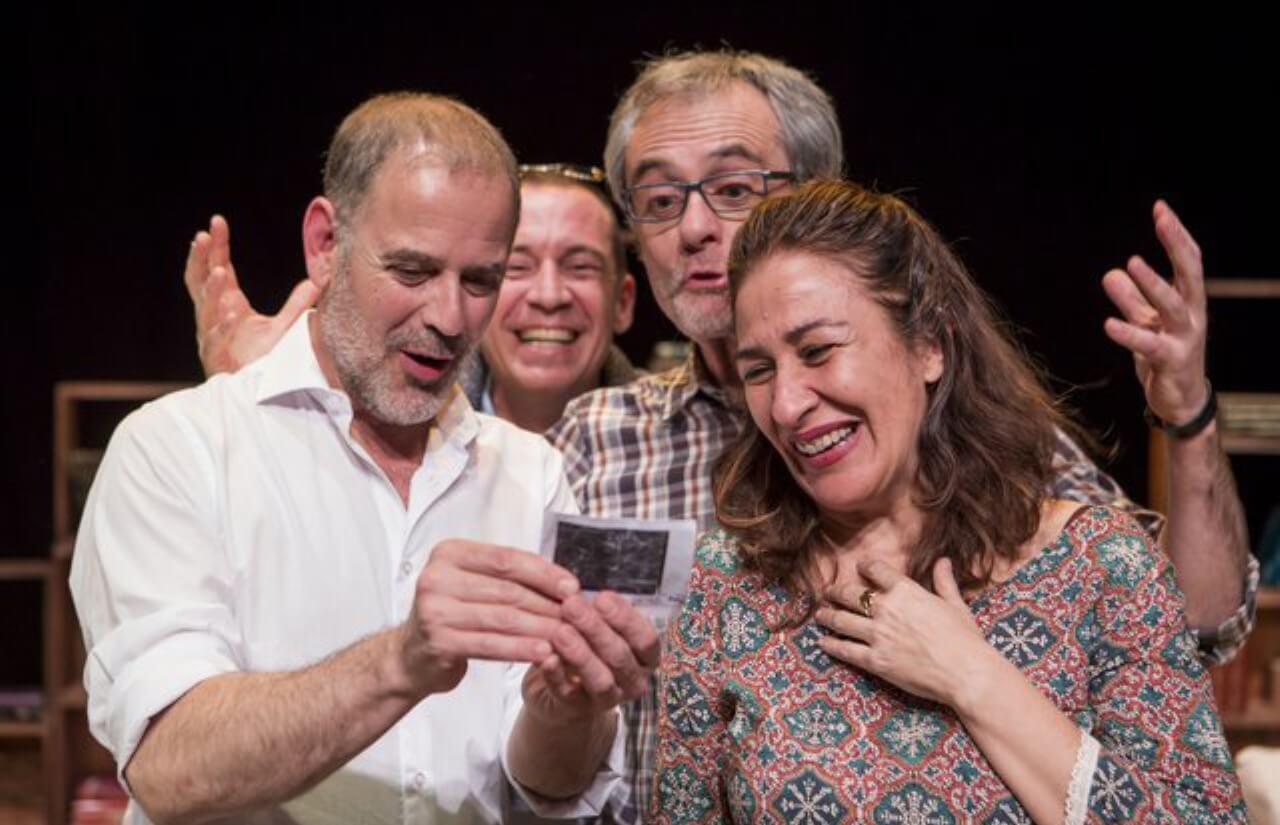 Una comedia delirante, 'El Nombre', abre hoy viernes el XIV Ciclo de Teatro de Otoño de Cartaya