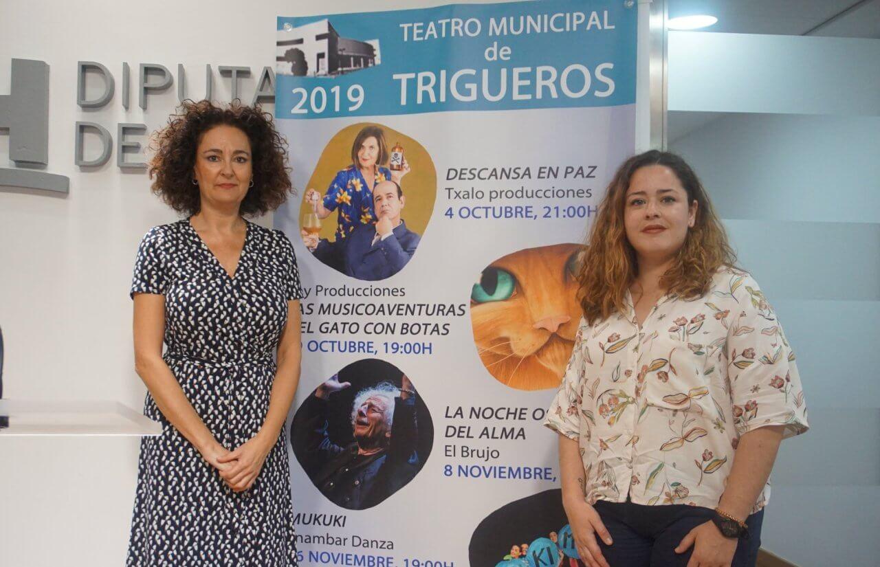 Presentada la programación cultural de otoño en Trigueros