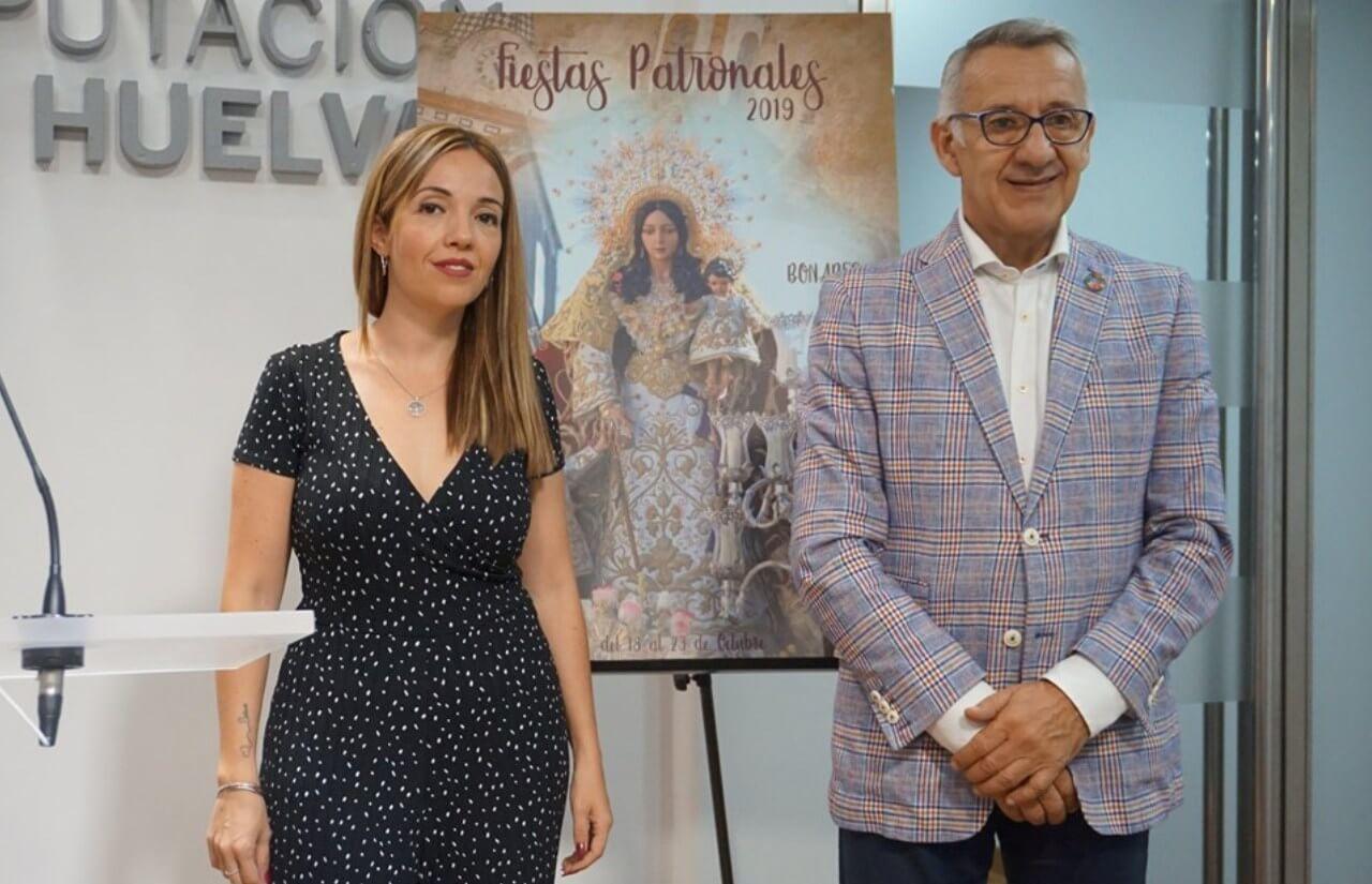 Bonares celebra sus Fiestas Patronales en Honor a Santa María Salomé