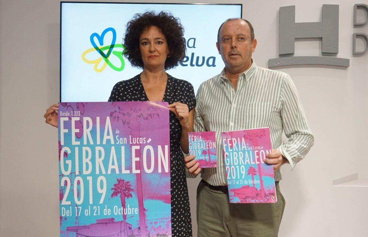 Feria de San Lucas de Gibraleón 2019