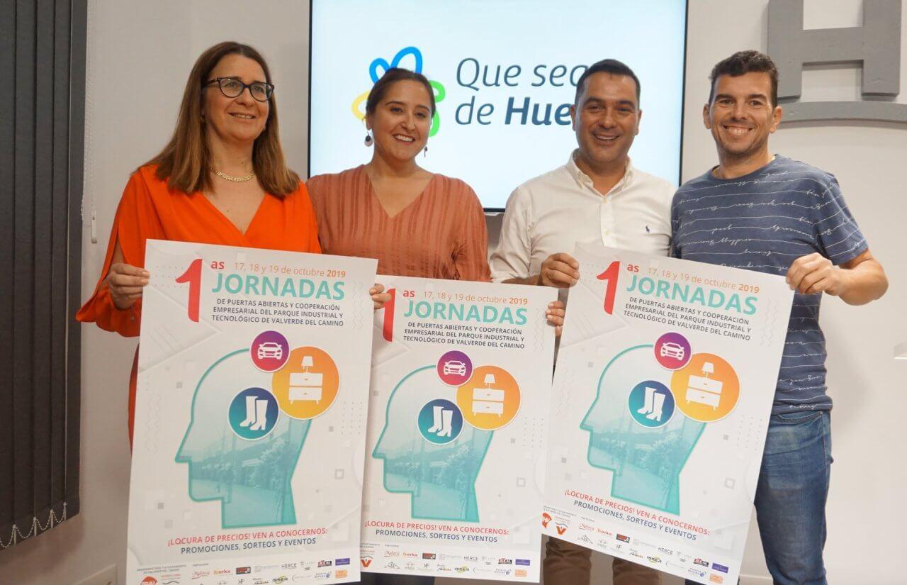 Jornadas de Puertas Abiertas y Cooperación Empresarial del Parque Industrial y Tecnológico de Valverde del Camino